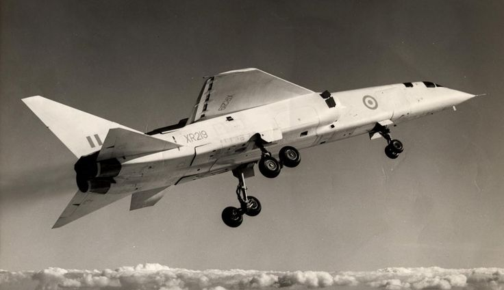 #TSR2 #British #Aviation