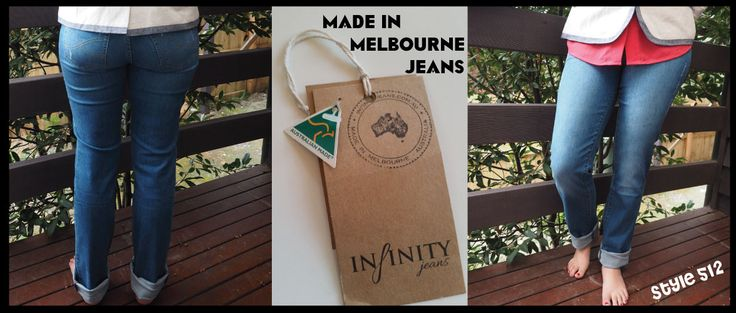 Shop for Australian Made Jeans by Infinity at Play it Green