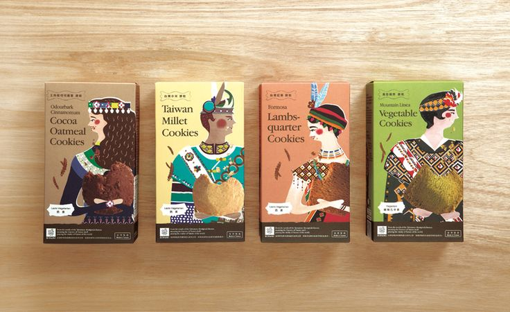 Packaging designed by Victor Branding Design Corp