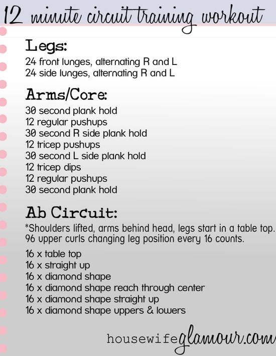 100 best circuit training workouts images on pinterest exercise workouts workouts and. Black Bedroom Furniture Sets. Home Design Ideas