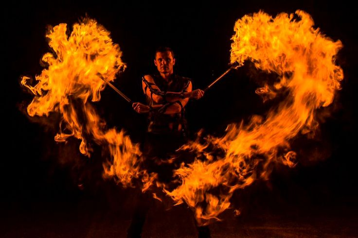 More fire, more light, more visual effects - http://antaagni.com/fire-show/