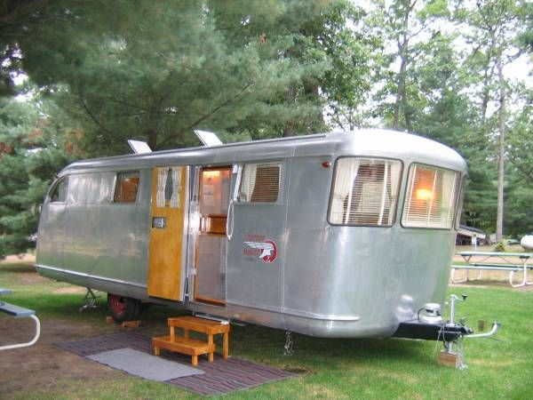 1000 Images About Spartan Trailers On Pinterest Vintage Airstream Campers And Carousels