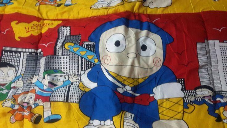 Ching Chang cotton bedsheet