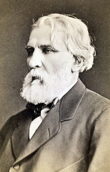 Ivan Sergeyevich Turgenev (1818-1883) was a Russian novelist, short story writer, and playwright.