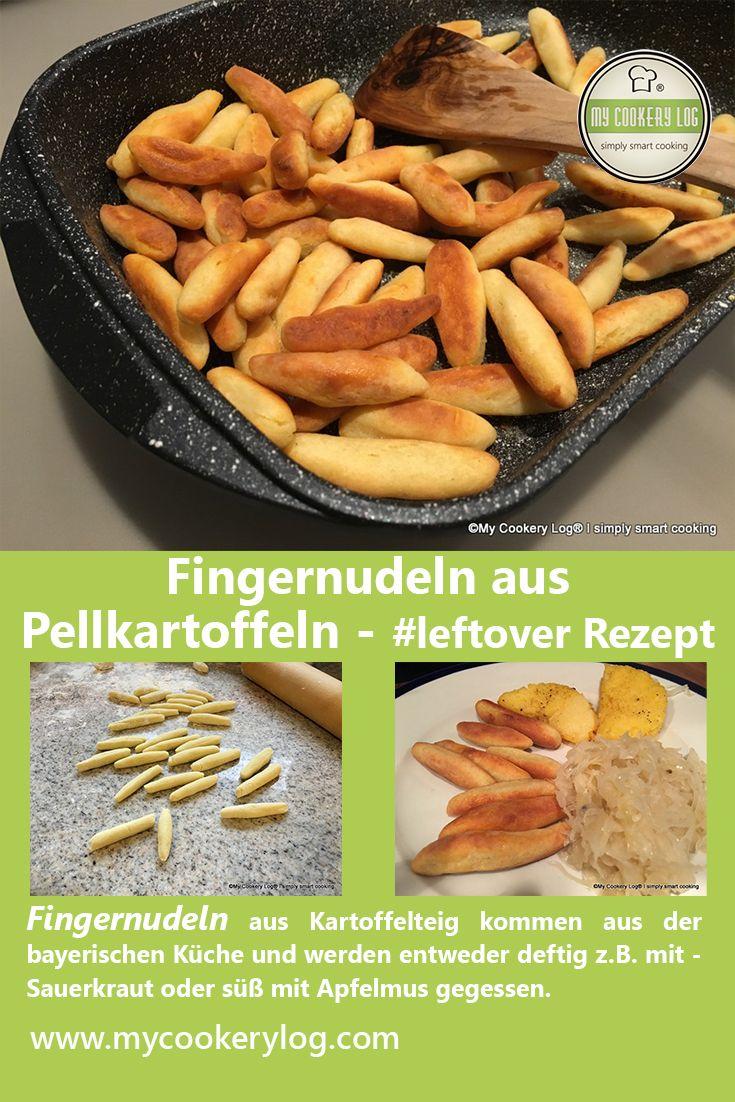 Fingernudeln Aus Kartoffelteig Einfach Gut In 2020 Rezepte Kartoffelteig Lebensmittel Essen