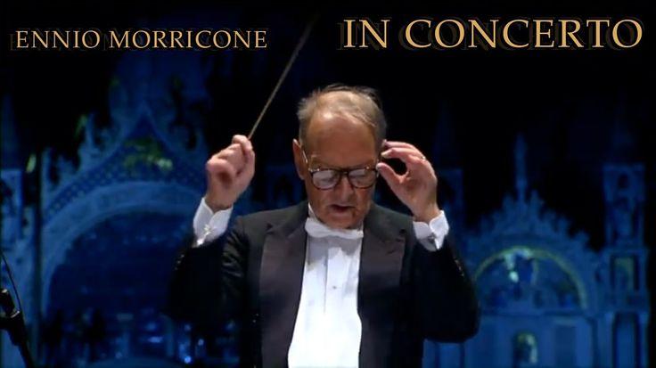 Ennio Morricone - Cinema Paradiso (In Concerto - Venezia 10.11.07) Tema de una de las películas que mas me han emocionado.