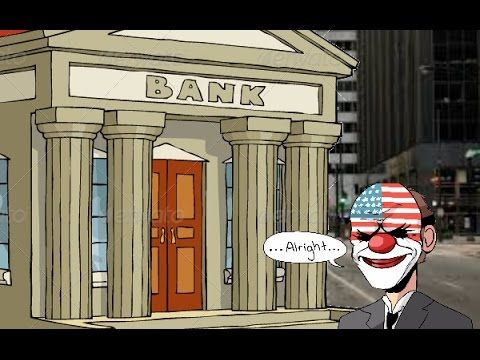 THE GAME THAT TEACHES YOU HOW TO REALLY ROB A BANK!! (PayDay 2) Today we play a brand new game PayDay 2 this game really teaches you how to rob a bank how to break in places and much more if you want to see more of this awesome game leave a like and enjoy the video ======================================================website:http://ift.tt/2nUmy9T ============================================== check out my twitter:https://twitter.com/Kkawsomeman