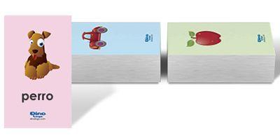 Spanish for kids Flashcard set