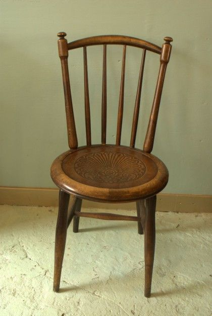 Vintage Spindle Back Chair U2013 Andrew Fuller