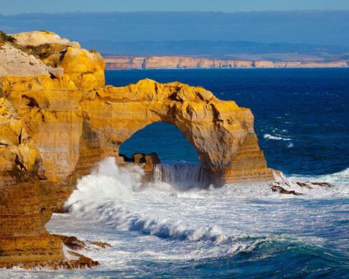 The Arch, Great Ocean Road,Australia: Beautiful Natural, Travel Places, Australia Photos, Amazing Natural, Great Ocean Roads, Beautiful Places, Australianew Zealand, Travel Photography, Ocean Beautiful