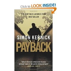 The second book I've read by Simon Kernick in 2012 (the first was The Siege) and this was another enjoyable read. He did a good job of bringing together two existing characters in the same story.