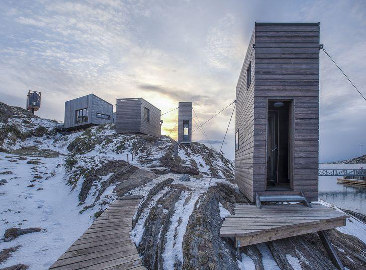 Gallery of Fleinvær Refugium / TYIN Tegnestue + Rintala Eggertsson Architects - 14