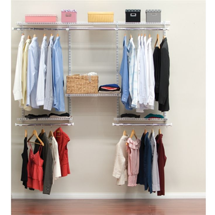 Clever Closet - Medium Bedroom