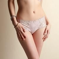Buy Elegant Lace & Bow Pure Mulberry Silk Knickers Light Pink £44.1 from Women's Lace Knickers range at #LaBijouxBoutique.co.uk Marketplace. Fast & Secure Delivery from Lily Silk online store.