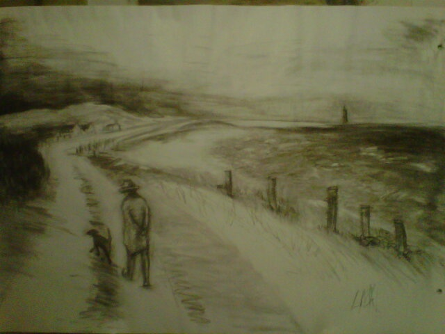 Inspired by a holiday in Arniston in the Cape.