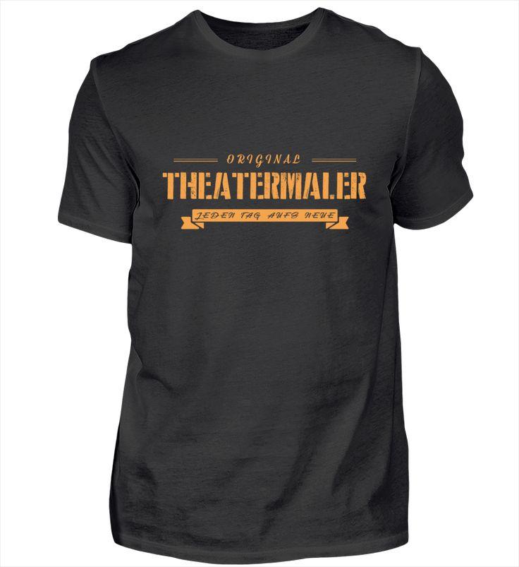Der echte Theatermaler