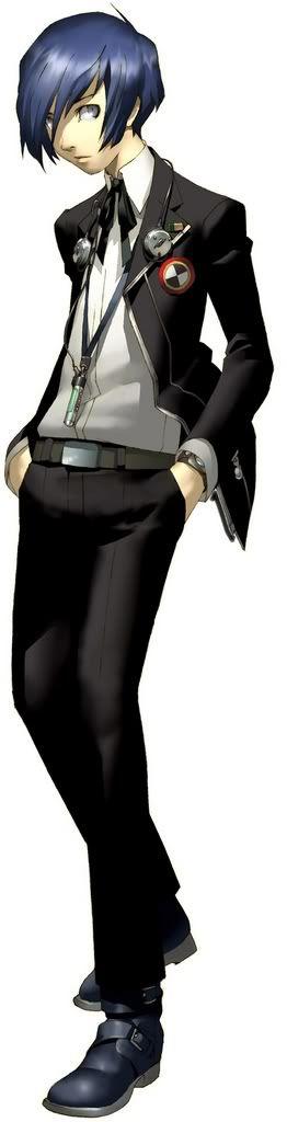 Makoto Yuki Voiced by: Akira Ishida (Japanese), Yuri Lowenthal (English)