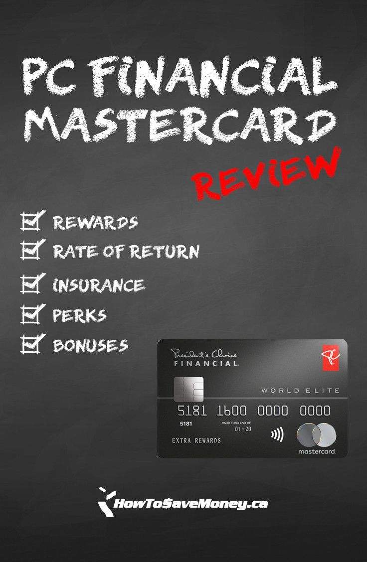 The PC Financial Mastercard's rewards program shines if you shop regularly at the Loblaw network of stores to earn bonus points. Free grocery, anyone?