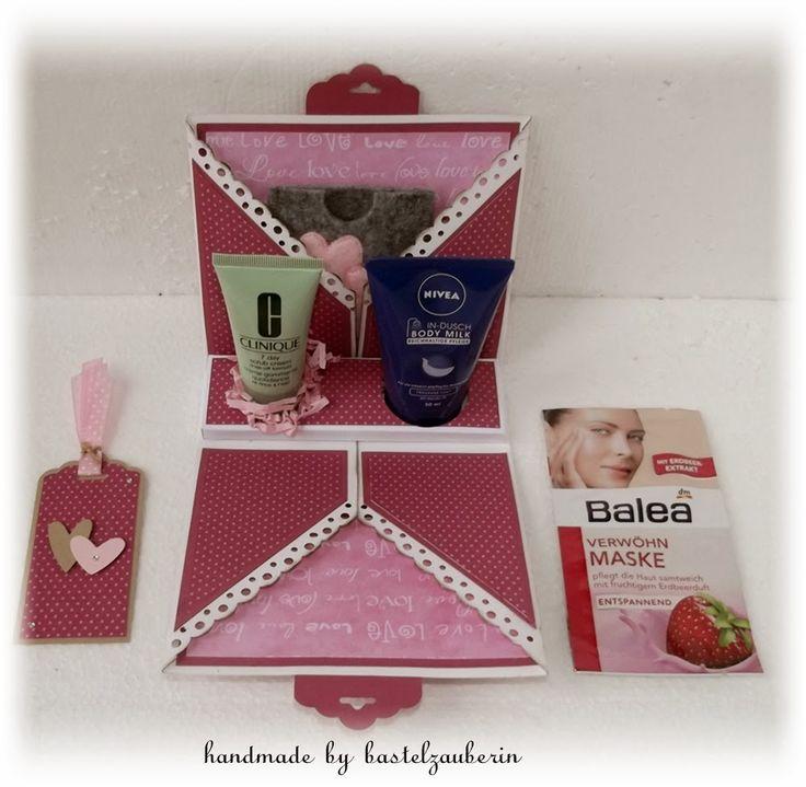 bastelzauberin: Beautycase zum Valentinstag