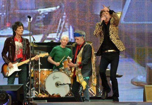 Stonesi odwołali siedem koncertów