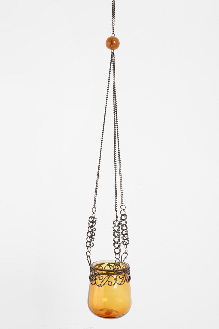 Hanging Votive Holder, Urban Outfitters