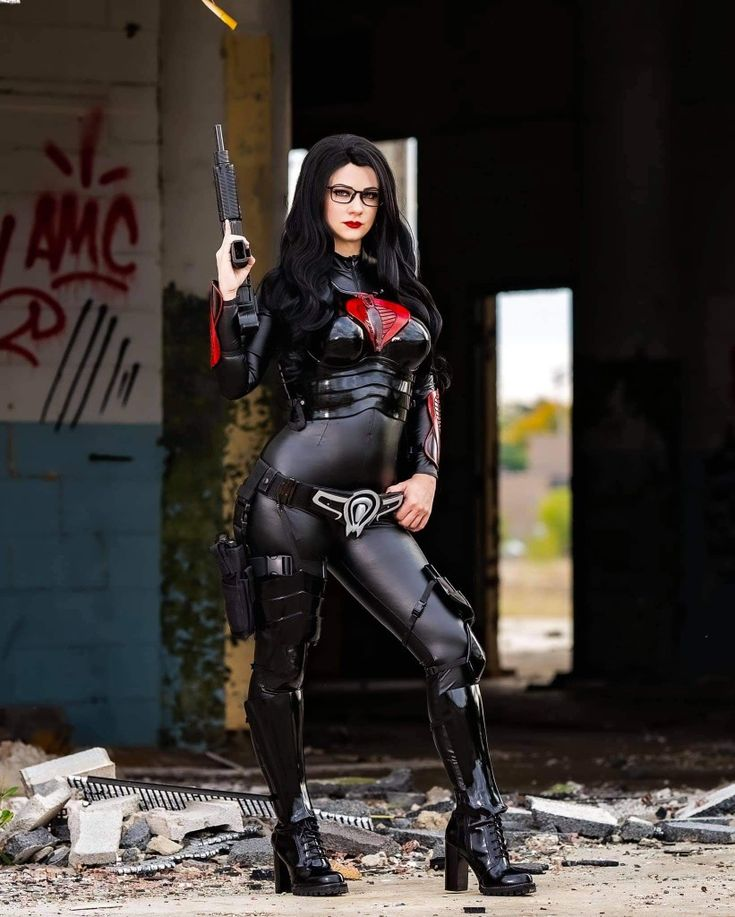 Jenny Poussin - Baroness Cosplay_[第2页]_少女绝对领域套图cosplay福利大全