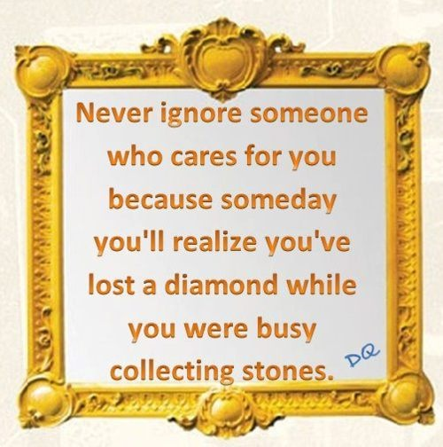 So true....: Diamonds, Life Lessons, Who Care, So True, Friendship Quotes, Living, Important People, Mean Quotes, Ignore