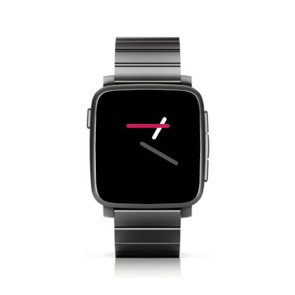 PREVENTTMM for Pebble Time Steel #PebbleTime #PebbleTimeSteel #Pebble #watchface #ttmmaftertime