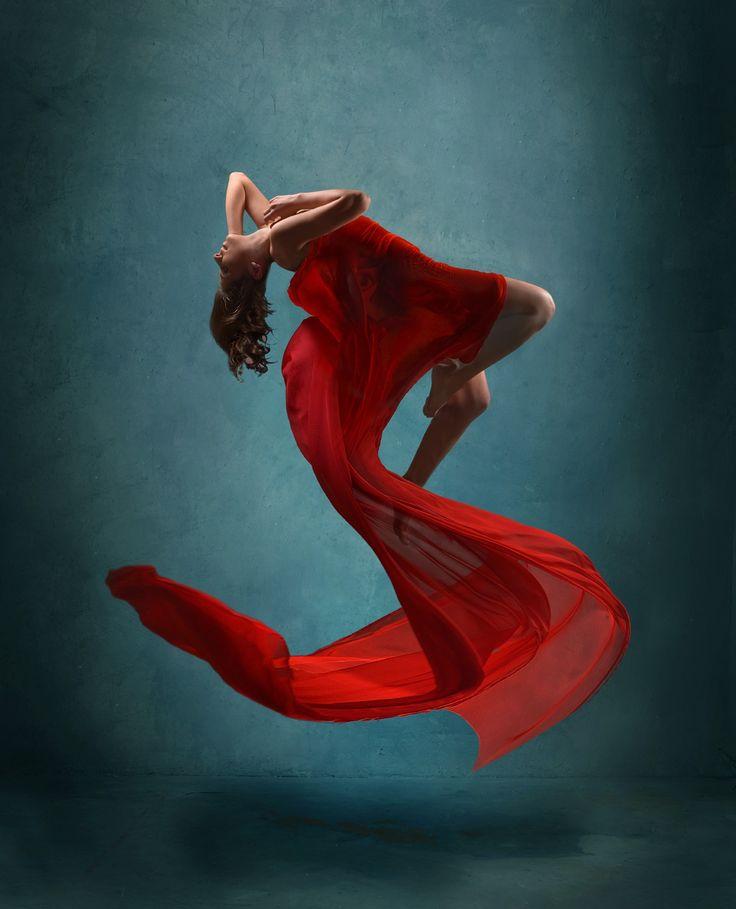 Levitation. Again. by Dmitry Belyaev on 500px
