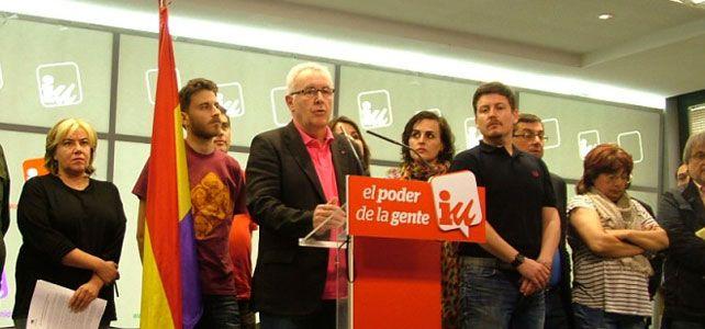 IU anuncia querellas contra el rey si no está protegido por la ley orgánica del Gobierno http://www.publico.es/politica/524860/iu-anuncia-querellas-contra-el-rey-si-no-esta-protegido-por-la-ley-organica-del-gobierno #ElReyAbdica