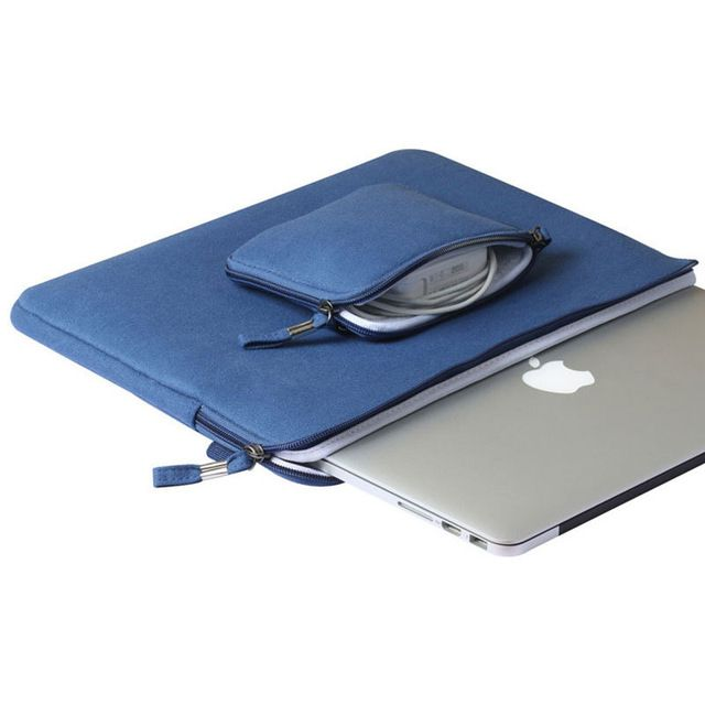 Computer Bag For Apple Macbook Air 11 For Pro Retina 13 15 Inch Protective Sleeve For Mac Book Laptop Case Freeshipping.