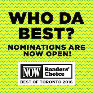 Please vote for us for Best Online Retailer: http://readerschoice.nowtoronto.com/l/NOW-Torontos-Readers-Choice/Ballot/ShoppingampServices