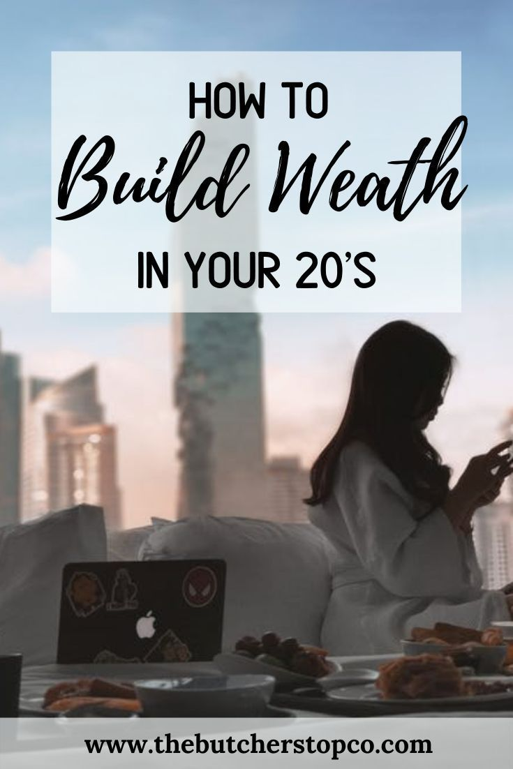 How To Get Out Of Debt And Build Wealth