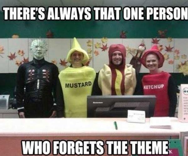 Tech Tuesday More On Memes Think Halloween Funny Halloween Memes Funny Halloween Pictures Halloween Jokes