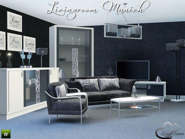 Die 41 Besten Bilder Zu Sims 3 Modern Interiors Auf Pinterest ... Sims 3 Schlafzimmer Modern