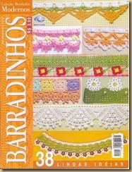 Tons of Crochet Edging Patterns