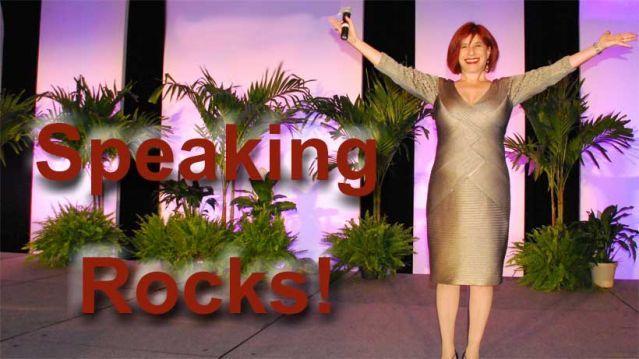 cc Judy Carter- Speaking Tips