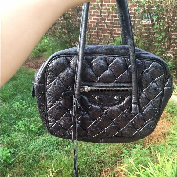 Authentic Balenciaga bag 100% authentic Balenciaga bag.super soft leather. Balenciaga Bags Totes