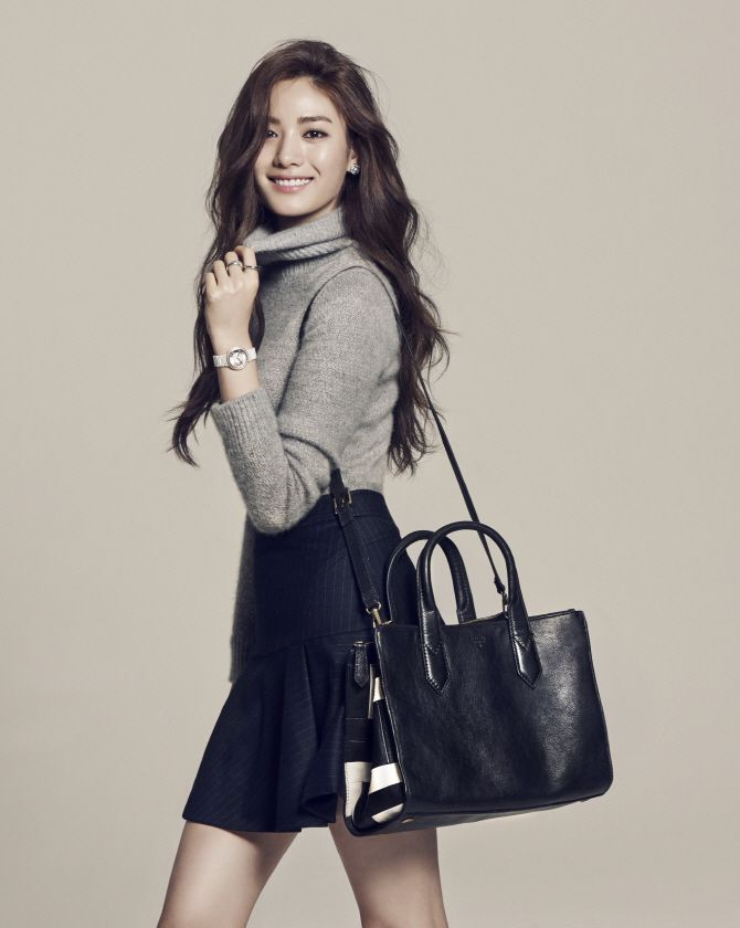 After School Nana - InStyle Magazine November Issue '14