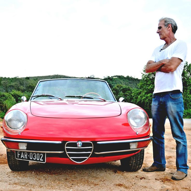17 Best Images About Alfa Spider On Pinterest