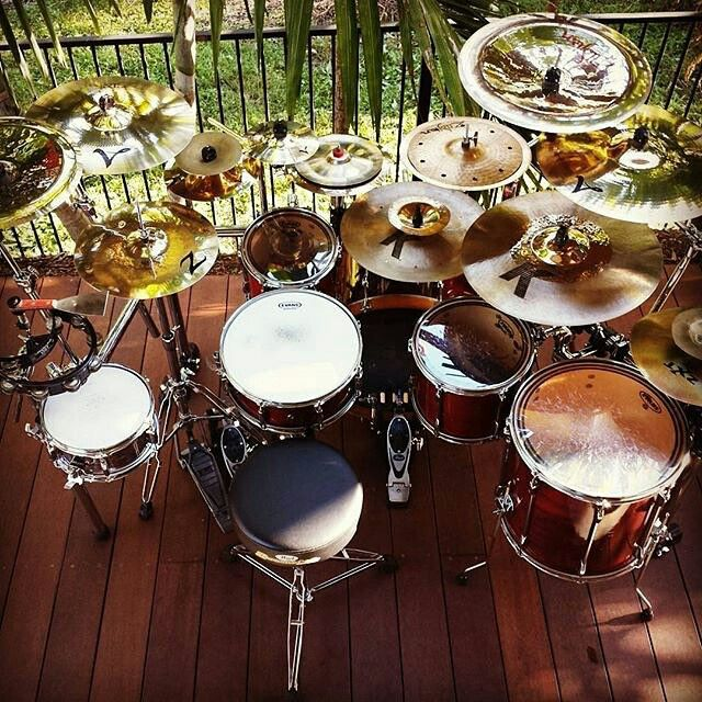 Nice Kit Set Up, What A View!