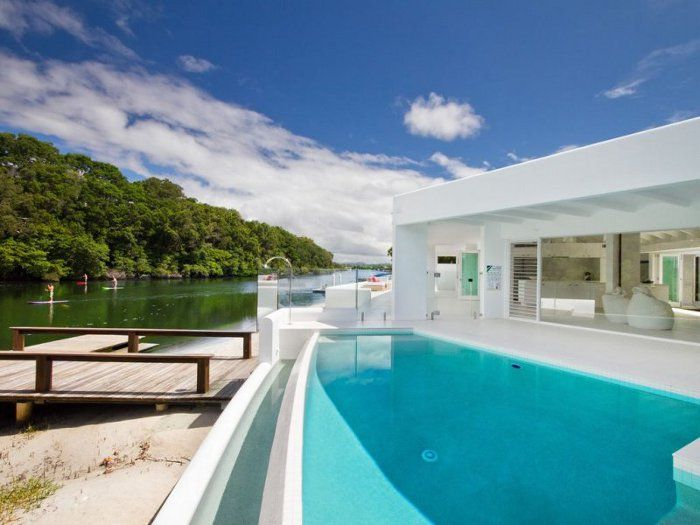 Exceptional House In Noosa. Queensland. Australia. There Are Alot Of Lovely Homes Built  Along