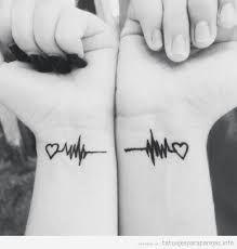 Resultado de imagen para tatuajes que se hacen los novios pequeños