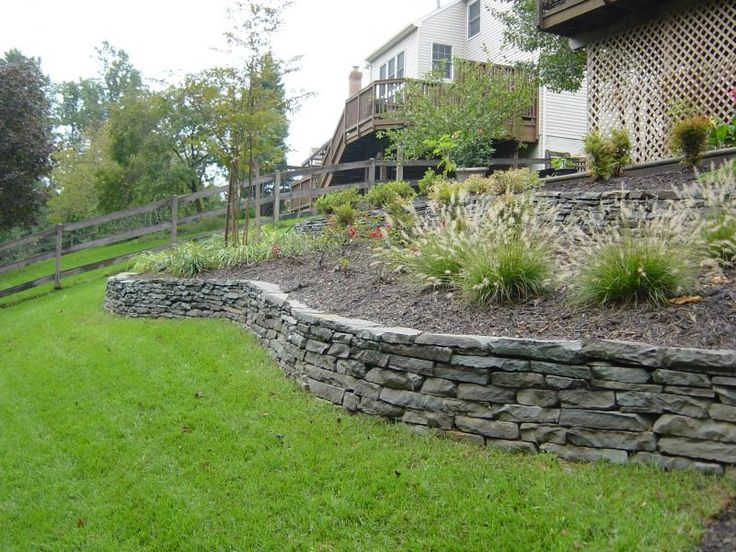 Landscaping With Mulch And Stone : Best stone landscaping ideas on pinterest landscape