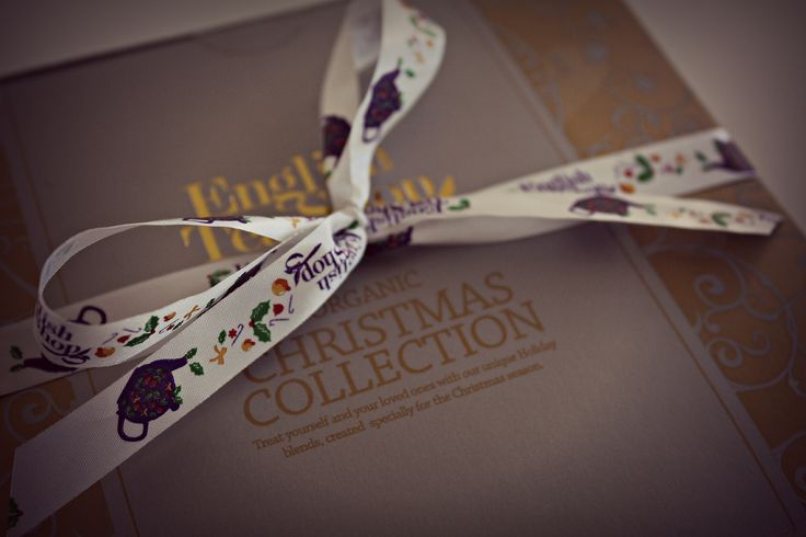 Our beautiful Christmas Collection is organic and perfect on a cold day!