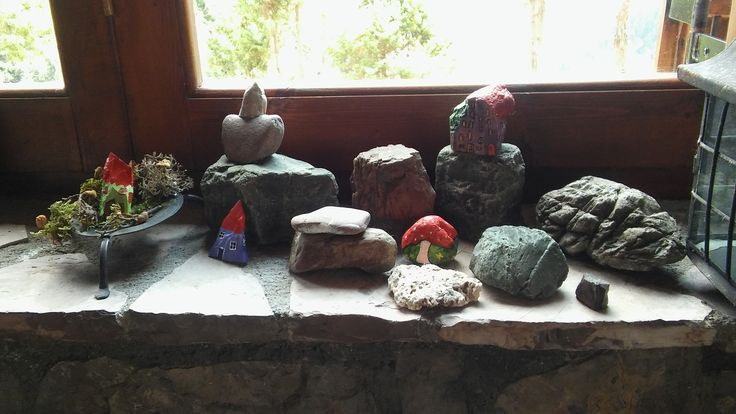 Mountain stones