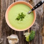Brokkolisuppe die Imunstärkende