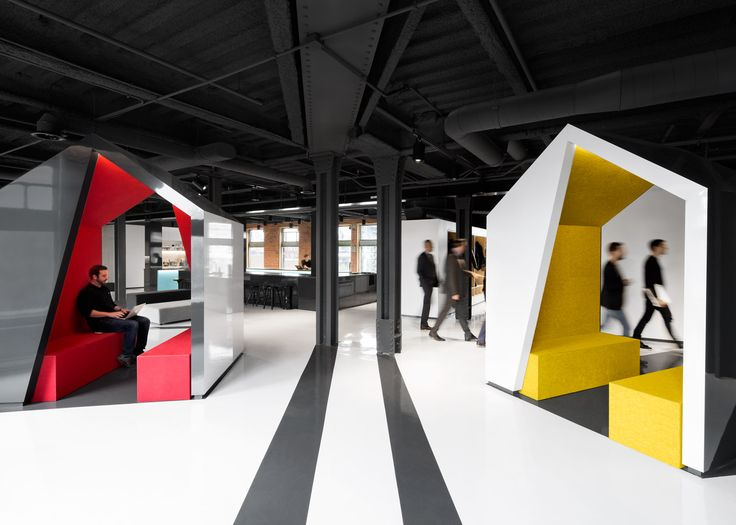 ACDF Converts Hotel To Create Headquarters For Lightspeed