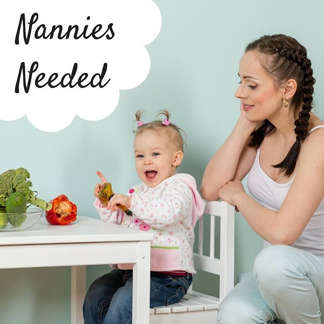 We've just added new #nanny #vacancies to our website! If you're looking for the next step in your #childcare career, check them out now!