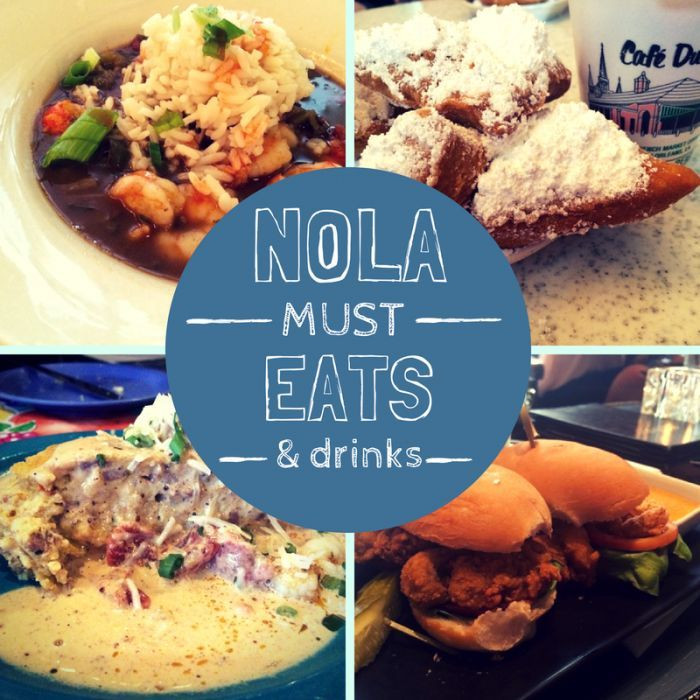A Foodie's Guide to New Orleans - All of our stops on our girls weekend in NOLA!